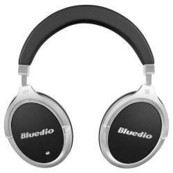 BLUEDIO SZTEREO BLUETOOTH HEADSET / FEJHALLGATÓ - V4.2, 650mAh, 3,5mm jack, Type-C, AUX csatlakozó, beépített mikrofon - FEKETE