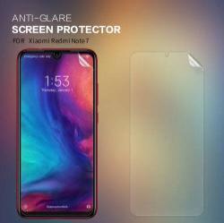 NILLKIN képernyővédő fólia - Anti-glare - MATT! - 1db, törlőkendővel - Xiaomi Redmi Note 7 / Xiaomi Redmi Note 7 Pro - GYÁRI