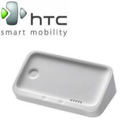 HTC One X dokkoló / asztali töltõ és adatátviteli állvány - CR S650 - beépített hangszóróval - FEHÉR - GYÁRI