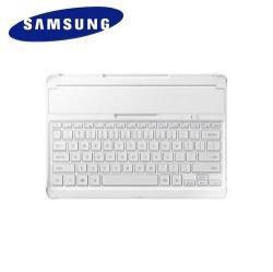 SAMSUNG EJ-CT700BWEGB BLUETOOTH billentyűzet - asztali tartó funkció, QWERTY, angol nyelvű - FEHÉR - SAMSUNG SM-T700 Galaxy Tab S 8.4 WIFI / SAMSUNG SM-T705 Galaxy Tab S 8.4 LTE - GYÁRI