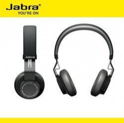 JABRA MOVE BLUETOOTH FEJHALLGATÓ / SZTEREO HEADSET - mikrofon, 3,5 mm jack csatlakozó, ultrakönnyű - FEKETE - GYÁRI