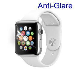 Képernyővédő fólia - Anti-glare - MATT! - 1db, törlőkendővel - Apple Watch 42mm