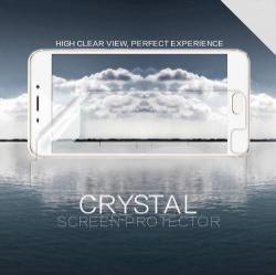 NILLKIN képernyővédő fólia - CRYSTAL Clear - 1db, törlőkendővel - Meizu m3E - GYÁRI