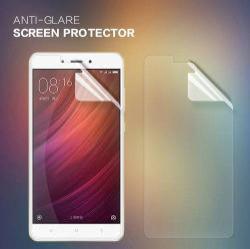 NILLKIN képernyővédő fólia - Anti Glare - 1db, törlőkendővel - Xiaomi Redmi Note 4 - GYÁRI