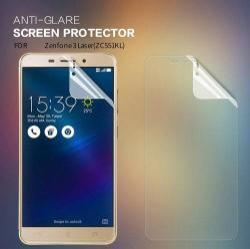NILLKIN képernyővédő fólia - Anti Glare - 1db, törlőkendővel - ASUS Zenfone 3 Laser (ZC551KL) - GYÁRI