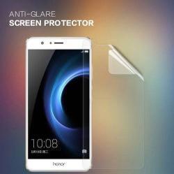 NILLKIN képernyővédő fólia - Anti Glare - 1db, törlőkendővel - HUAWEI Honor V8 - GYÁRI