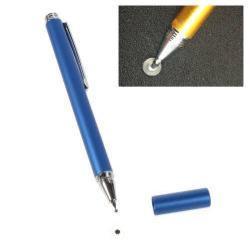Érintőképernyő ceruza - kapacitív kijelzőhöz, KÉZÍRÁSRA, RAJZOLÁSRA IS ALKALMAS - KÉK