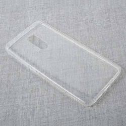 Szilikon védő tok / hátlap - ÁTLÁTSZÓ - ultravékony, 0,6mm - Xiaomi Redmi Note 4