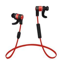 MAGNET 2.0 SZTEREO SPORT bluetooth headset - PIROS - V4.1+EDR, felvevõ gomb, hangerõ szabályzó