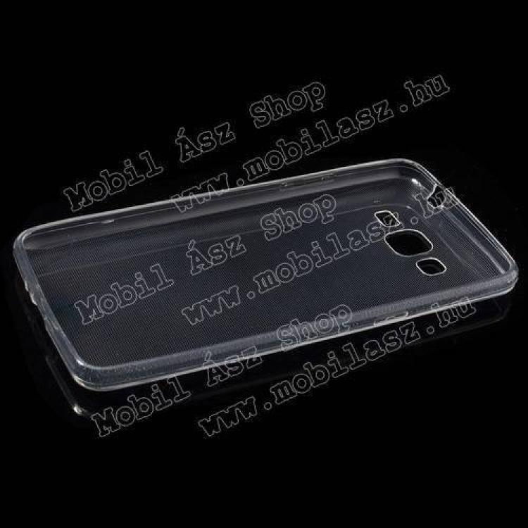 Szilikon védő tok / hátlap - ultravékony! 0,6mm - ÁTLÁTSZÓ - SAMSUNG SM-G530H Galaxy Grand Prime / SAMSUNG SM-G532F Galaxy Grand Prime Plus / SAMSUNG SM-G532F Galaxy J2 Prime