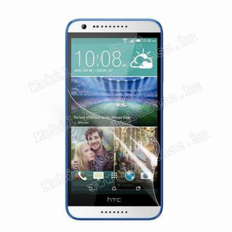 HTC Desire 620G dual simKépernyővédő fólia - Anti-glare - MATT! - 1db, törlőkendővel - HTC Desire 620G dual sim  HTC Desire 620 dual sim