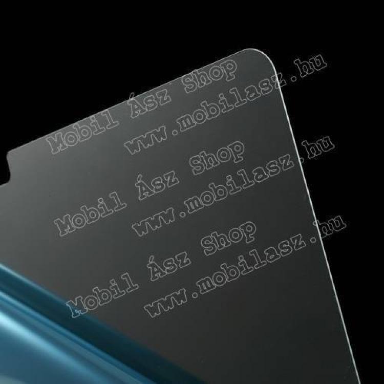 Előlap védő karcálló edzett üveg - 0,5 mm vékony, 9H, A képernyő sík részét védi - SAMSUNG SM-P600 / SM-P605 Galaxy Note 10.1 (2014 Edition)