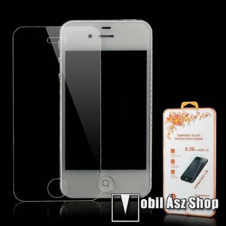 APPLE IPhone 4SElőlap védő karcálló üveg - APPLE IPhone 4APPLE IPhone 4S