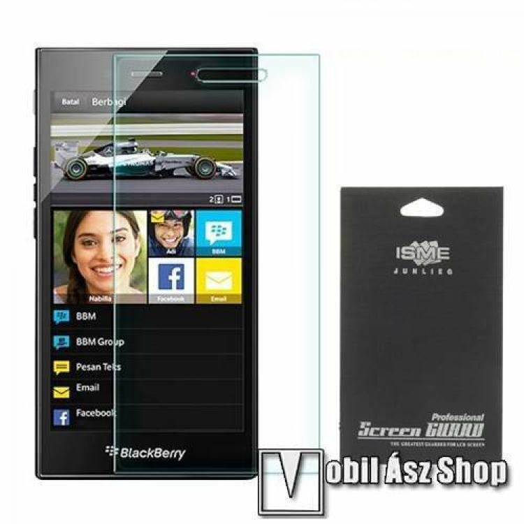 BLACKBERRY Z3Képernyővédő fólia - Anti Glare - 1db, törlőkendővel - BLACKBERRY Z3