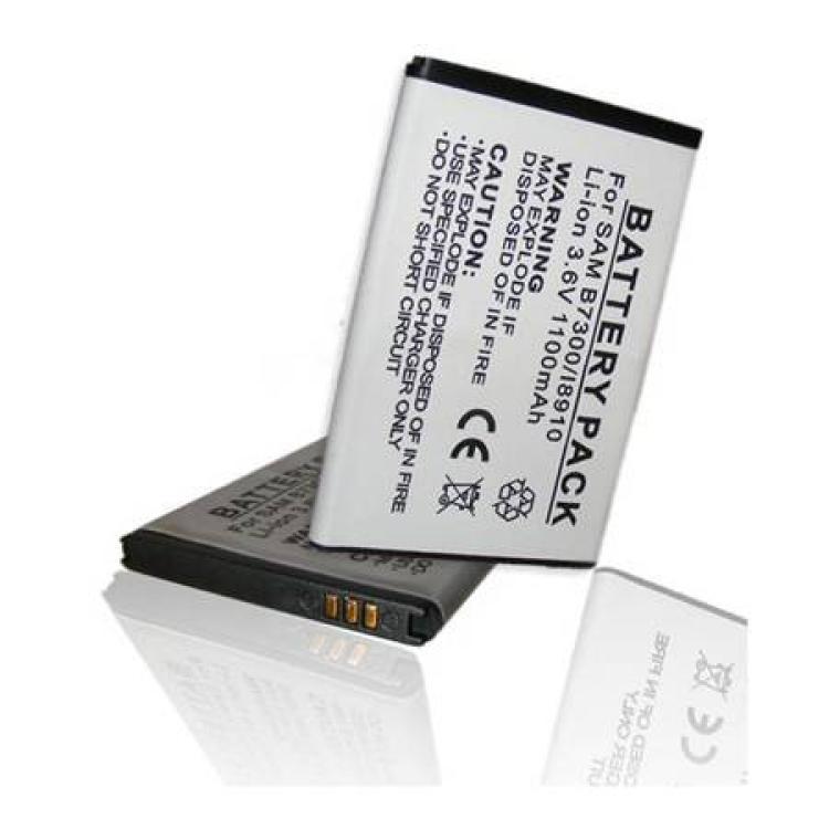 SAMSUNG GT-S8530 Wave IIAkku 1200 mAh LI-ION - SAMSUNG EB504465VUC kompatibilis