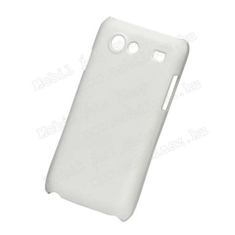 SAMSUNG Galaxy S Advance (GT-I9070)Műanyag védő tok  hátlap - Hybrid Protector - SAMSUNG GT-I9070 Galaxy S Advance- FEHÉR
