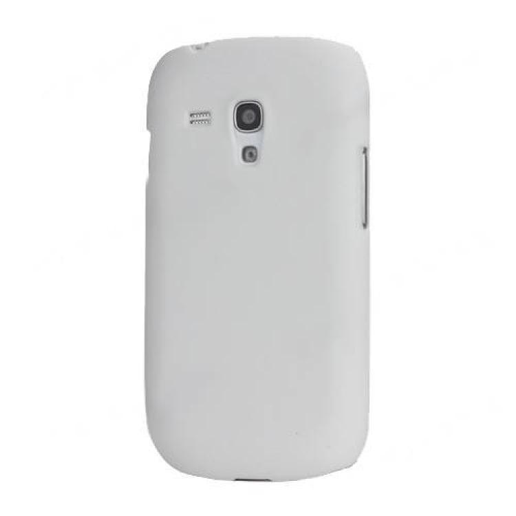 SAMSUNG Galaxy S III mini VE (GT-I8200)Tok  hátlap műanyag - Hybrid protector - FEHÉR - SAMSUNG GT-I8190 Galaxy S III mini