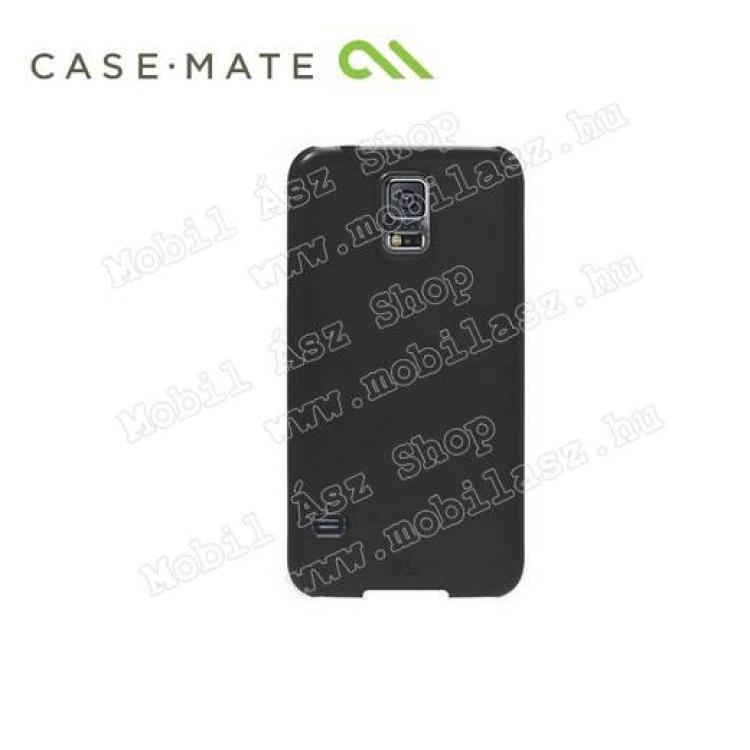 SAMSUNG Galaxy S5 Neo (SM-G903F)CASE-MATE BARELY THERE műanyag védő tok  hátlap - FEKETE - CM030899 - GYÁRI - SAMSUNG SM-G900F Galaxy S5