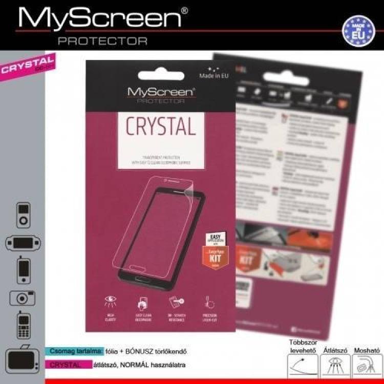 HUAWEI Ascend Mate7Képernyővédő fólia törlőkendővel (1 db-os) CRYSTAL - HUAWEI Ascend Mate7