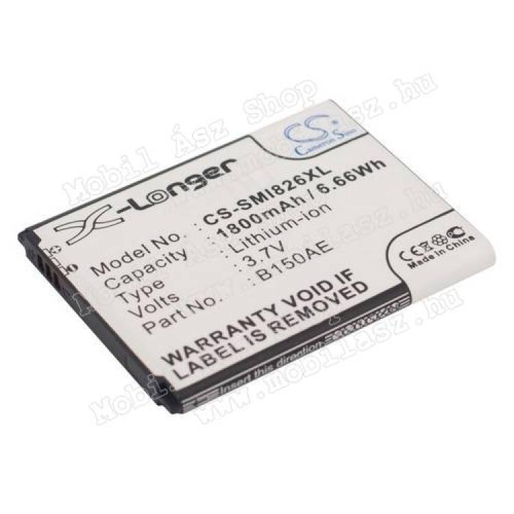 SAMSUNG Galaxy Core DUOS (GT-I8262)Akku 1800 mAh LI-ION - SAMSUNG EB-B150 kompatibilis - SAMSUNG GT-I8260 Galaxy Core  SAMSUNG GT-I8262 Galaxy Core DUOS