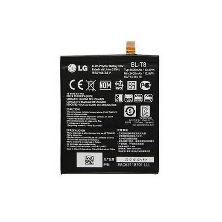 LG D950 G FlexLG BL-T8 akku 3400 mAh LI-ION - LG D950 G Flex - GYÁRI - Csomagolás nélküli