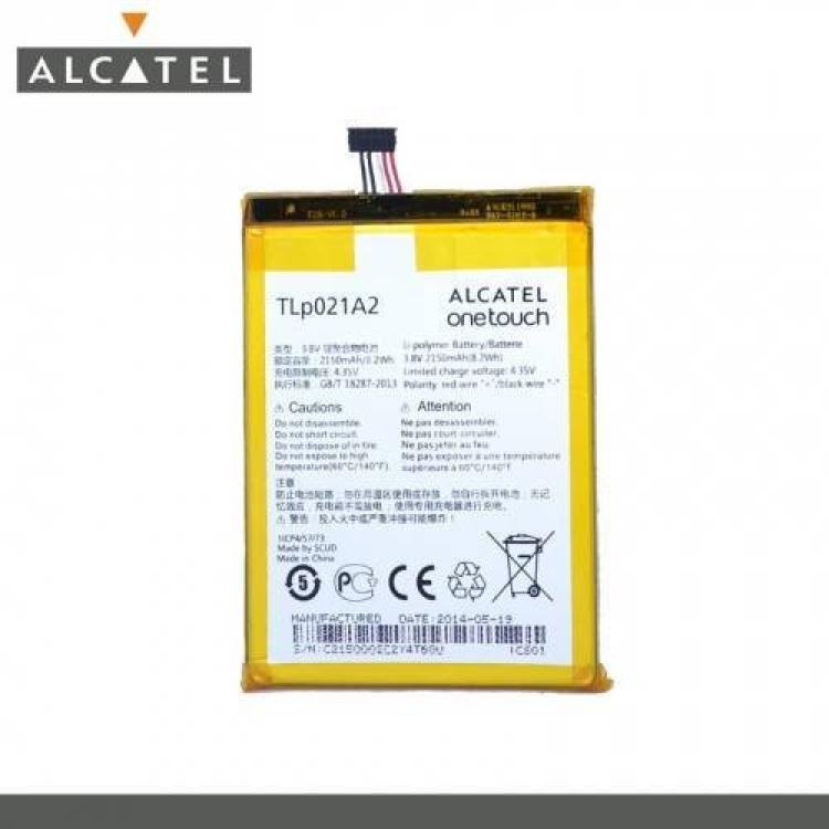 ALCATEL OT-6050 Idol 2 SALCATEL OT-6050 Idol 2 S akku 2150 mAh LI-ION - CAC2150002C2 - GYÁRI - Csomagolás nélküli