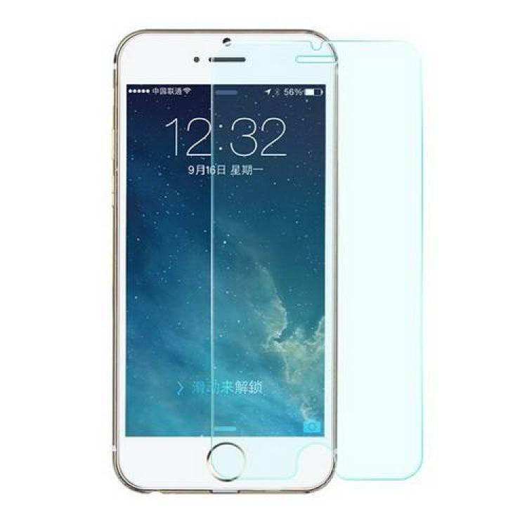APPLE iPhone SE (2020)Előlap védő karcálló edzett üveg - 0,3 mm vékony, 9H, A képernyő sík részét védi - APPLE iPhone SE (2020)  APPLE iPhone 7  APPLE iPhone 8  APPLE iPhone 6  APPLE iPhone 6S
