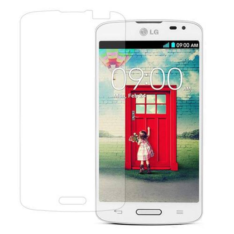 LG D315 F70Képernyővédő fólia - Clear - 1db, törlőkendővel - LG D315 F70