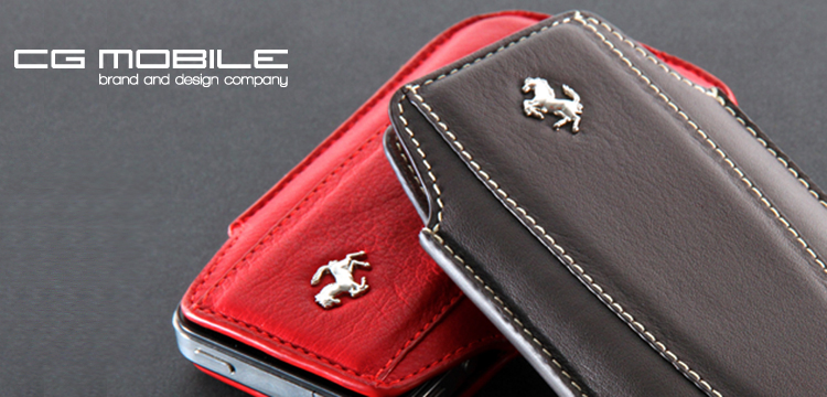CG MOBILE Ferrari tokok