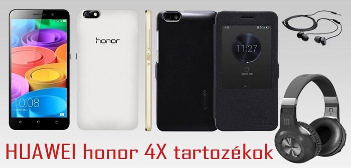 HUAWEI Honor 4X tartoz�kok