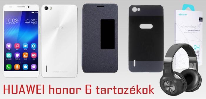 HUAWEI Honor 6 tartoz�kok