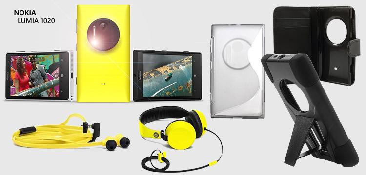 NOKIA Lumia 1020 tartoz�kok