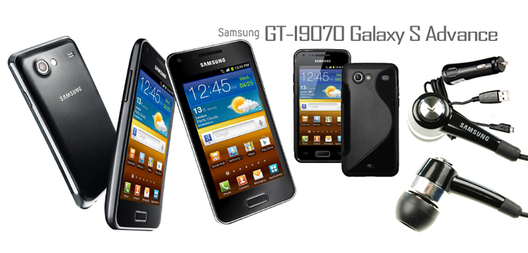 SAMSUNG GT-I9070 Galaxy S Advance tartoz�kok