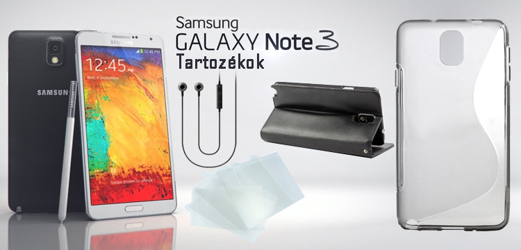 SAMSUNG SM-N9000 Galaxy Note 3 tartozékok