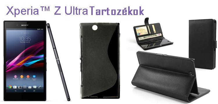 SONY Xperia Z Ultra (C6833) tartoz�kok