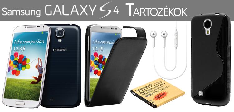 SAMSUNG GT-I9500 Galaxy S IV.