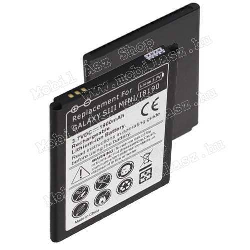 Akku 1500 mAh LI-ION - SAMSUNG GT-I8190 Galaxy S III mini