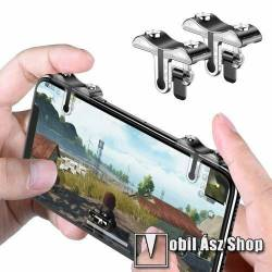 BASEUS G9 érintőképernyő ravasz - PUBG, FPS, STG, TPS játékokhoz, egyszerre 4 ujjal játszhat - FEKETE