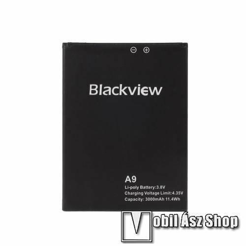 Akku 2000mAh LI-ION - BlackView A9 Pro