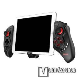 IPEGA PG-9023S UNIVERZÁLIS Kontroller / Joystick - Bluetooth 4.0 csatlakozás, FPS játékokhoz, gamepad, multimédia gombok, beépített 300mAh akkumulátor, 15 óra használati idő, 5-10-os méretig ajánlott - FEKETE - PG-9023S - GYÁRI