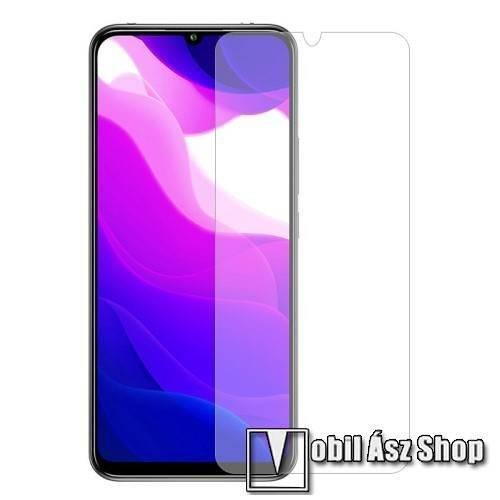 Előlap védő karcálló edzett üveg - 0,3 mm vékony, 9H, Arc Edge, A képernyő sík részét védi - Xiaomi Mi 10 Lite 5G / Xiaomi Mi 10 Youth 5G / Xiaomi Mi 10 Lite Zoom