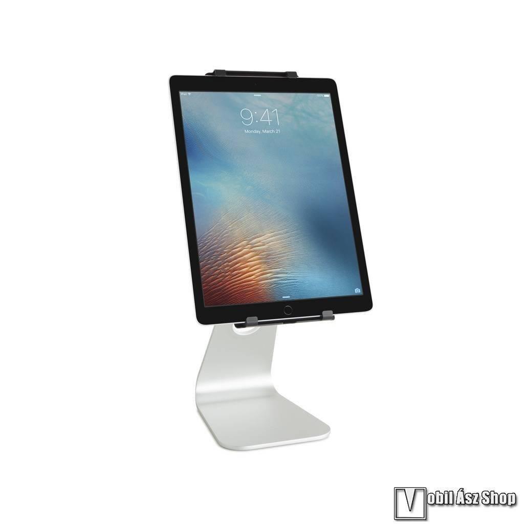 RAIN DESIGN mStand tablet pro állítható iPad tartó / tablet, táblagép állvány, 12.9 - EZÜST - GYÁRI