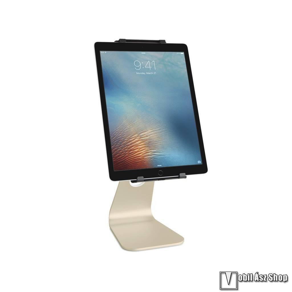 RAIN DESIGN mStand tablet pro állítható iPad tartó / tablet, táblagép állvány, 12.9 - ARANY - GYÁRI