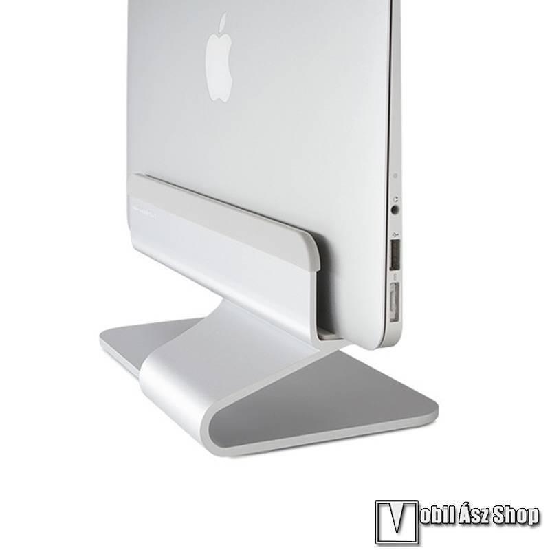 RAIN DESIGN mTower - Függőleges MacBook állvány laptop tartó Asztroszürke - GYÁRI