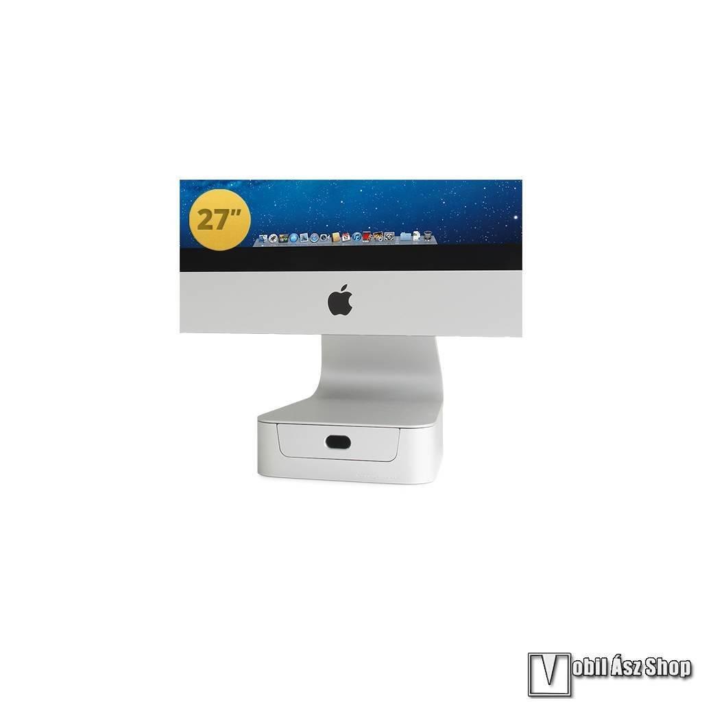 RAIN DESIGN mBase fiókos iMac Pro állvány tartó 27 coll - ASZTROSZÜRKE - GYÁRI