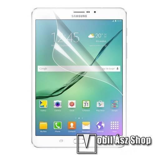 Képernyővédő fólia - Clear - 1db, törlőkendővel - SAMSUNG T710 / T715 Galaxy Tab S2 8.0