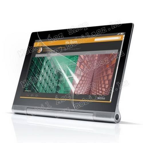 Képernyővédő fólia - HD Clear - 1db, törlőkendővel - Lenovo Yoga Tablet 2 Pro 13.3