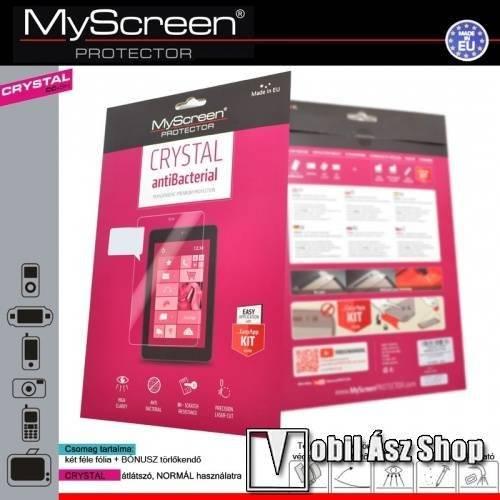 CRYSTAL Képernyővédő fólia törlőkendővel 1 db-os - SAMSUNG SM-T810 / SM-T815 Galaxy Tab S2 9.7