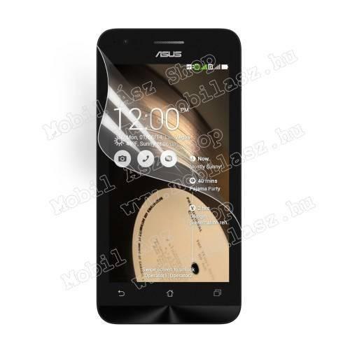 Képernyővédő fólia - Ultra Clear - 1db, törlőkendővel - ASUS ZenFone C (ZC451CG)