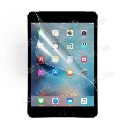 Képernyővédő fólia - Clear - 1db, törlőkendővel - APPLE iPad Mini 4 / APPLE iPad mini (2019)